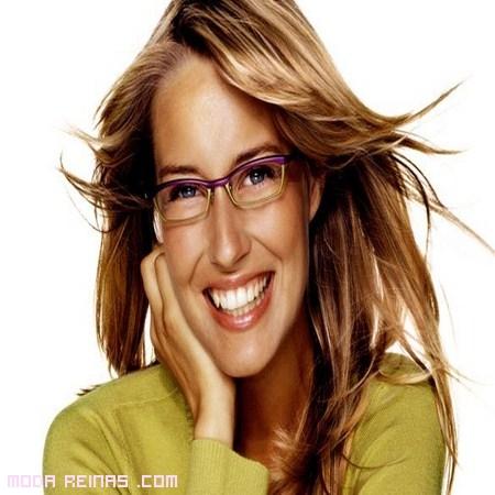 Sombras para mujeres con gafas