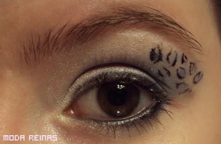maquillaje-ojos-de-leopardo