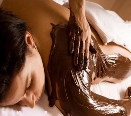 tratamientos con chocolate