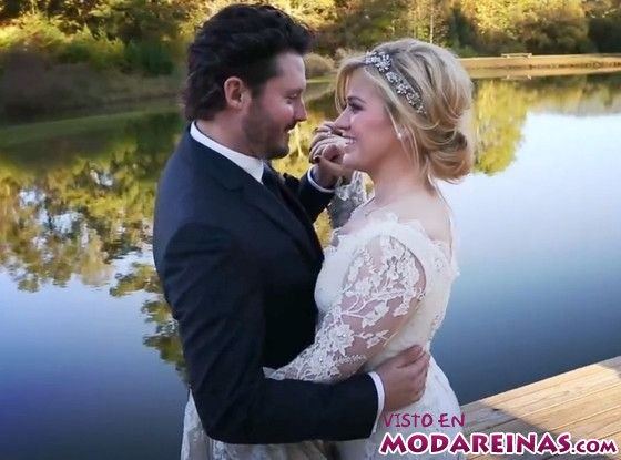 matrimonio kelly clarkson