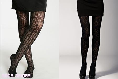 moda-2011-medias-negras-caladas