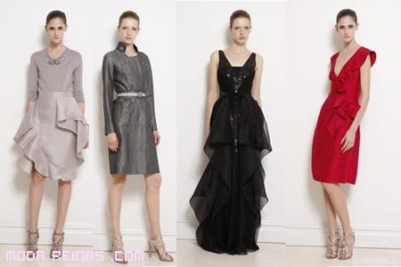 moda otoño alta costura