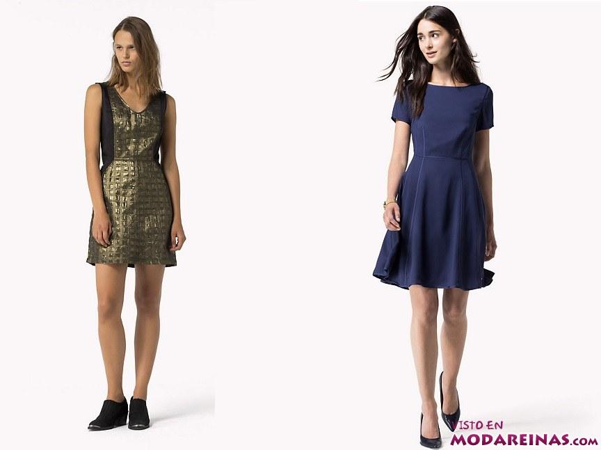 nuevos vestidos cortos tommy hilfiger