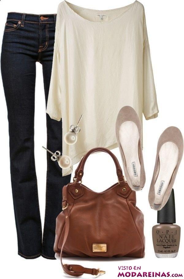 outfit para otoño