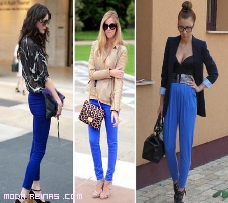 Pantalones de famosas