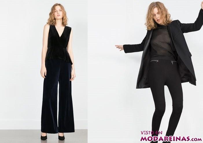 pantalones de moda Zara