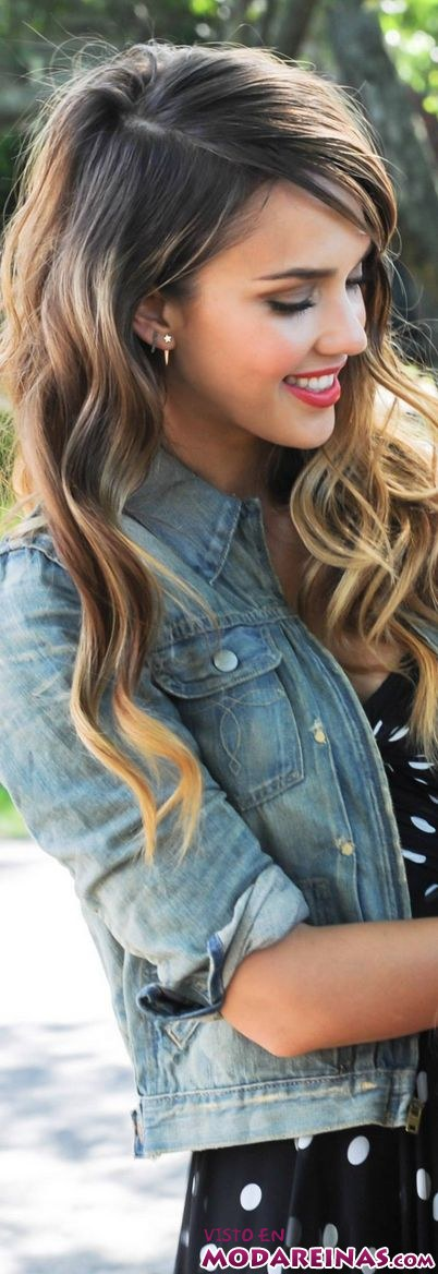 Tres Peinados Sencillos Para El Dia Moda Reinas