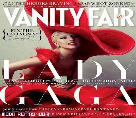 Lady Gaga en vanity fair