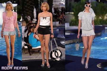 Vestidos Chanel