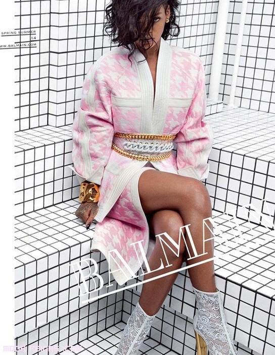 Prendas femeninas de Rihanna