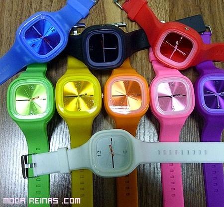 moda en relojes