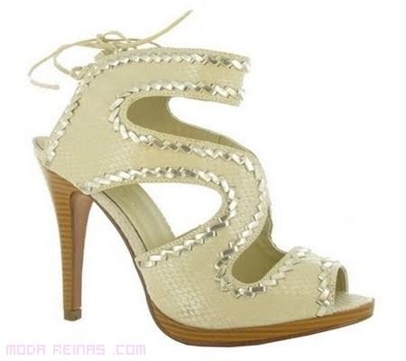 moda en sandalias