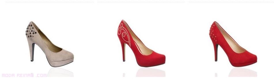 zapatos de corte salón a la moda
