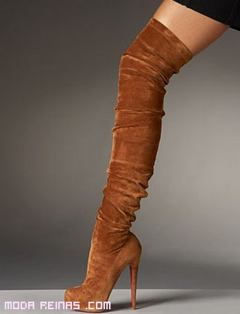 6ec5d43d3f Cómo combinar las botas altas a la moda