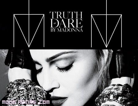 colección de moda por Madonna
