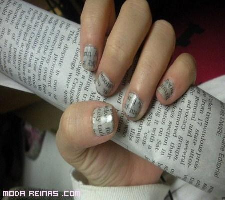 manicure periódico de moda