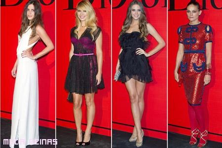 varias bellezas Dior
