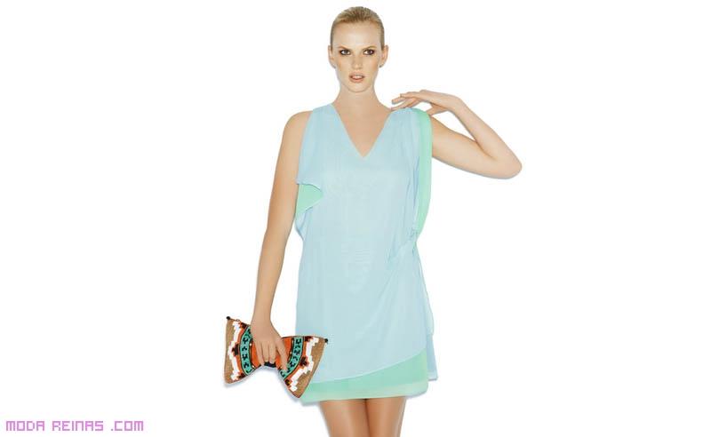 Vestidos cortos verano 2013
