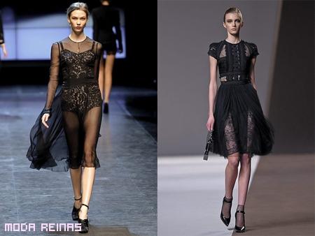 vestido-de-encaje-negro-dolcegabbana