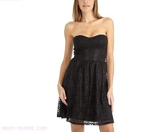 vestidos con corpiño a la moda
