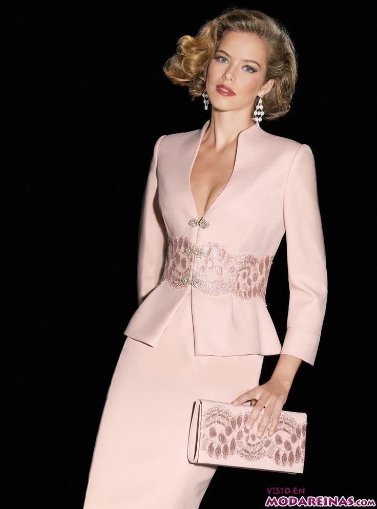 vestido teresa ripoll en color rosa