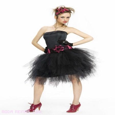 vestidos estilo punk a la moda