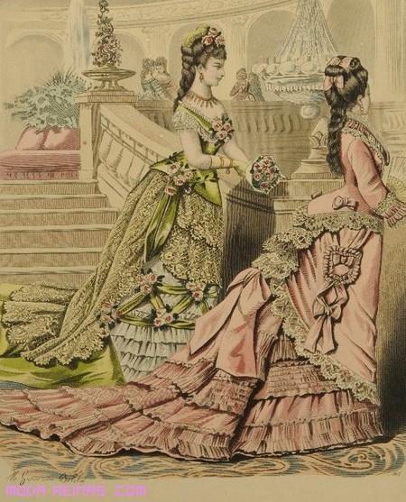 vestidos de fiesta en color