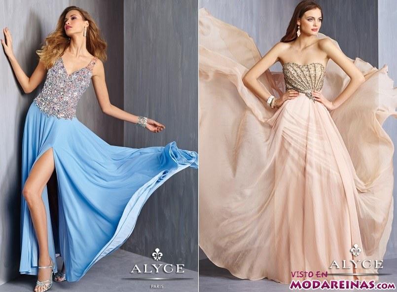 Vestidos de graduación Alyce Paris