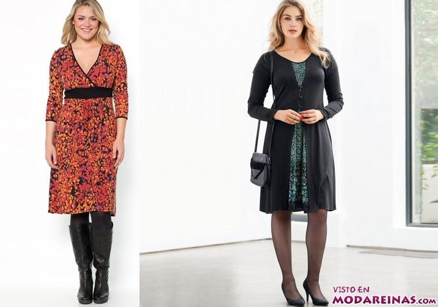 vestidos estampados La Redoute