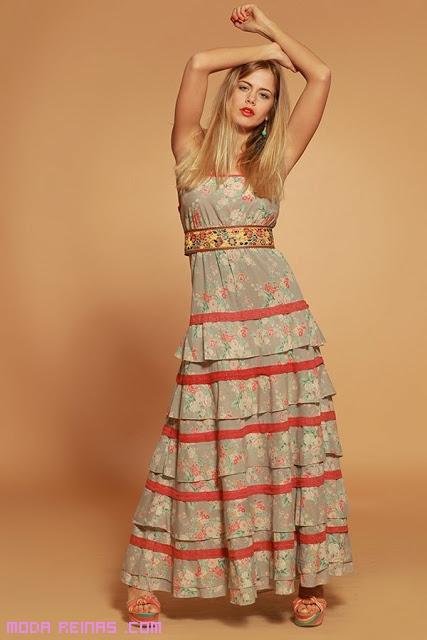 vestidos de tirantes de moda