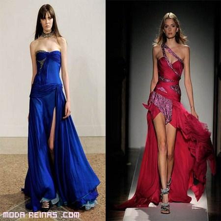 Reinas Sexys La Con En Vestidos Abertura PiernaModa ymNnw8v0O