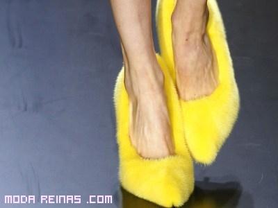 zapatos de tendencia para otoño