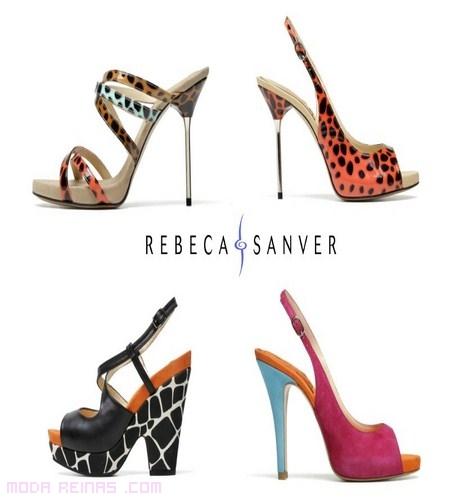 zapatos de moda en animal-print