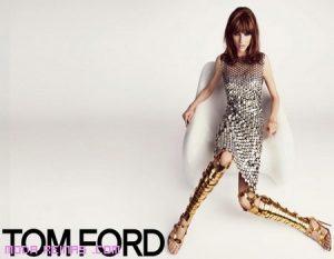 Tom Ford nos lleva al mundo del brillo