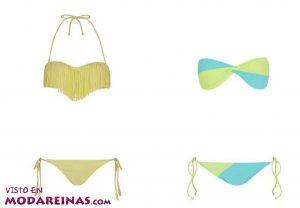 Aprovecha las rebajas para estrenar bikini de Blanco