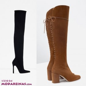 Nueva colección de zapatos de Zara