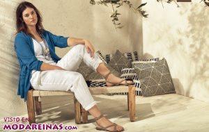 Nueva colección de moda Violeta by Mango