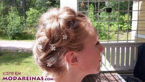 Tres peinados sencillos y paso a paso
