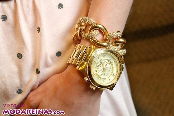 8f0e16c984e3 Home Accesorios de Mujer Relojes dorados. Accesorios de Mujer