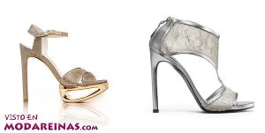 Colección de sandalias de la firma Stuart Weitzman