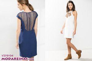 Nuevos vestidos de Cortefiel para verano