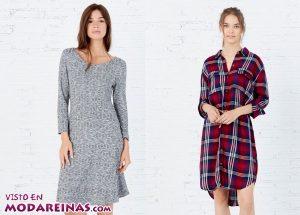 Nueva colección de vestidos Springfield