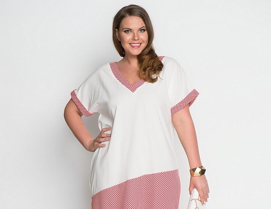 Vestidos Blancos Para Mujeres Gorditas Moda Reinas