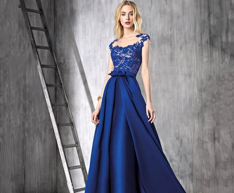 escoger el vestido de noche
