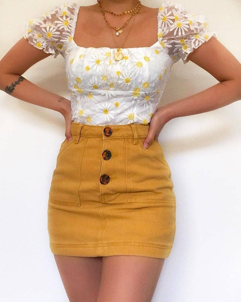 faldas para verano